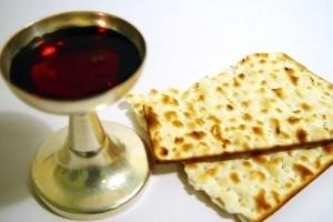 Brød og vin - påskemåltid
