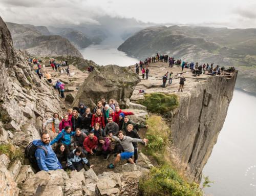 Verdenskonflikt til Rogaland